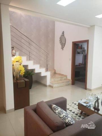 Casa com 3 dormitórios à venda, 288 m² por R$ 1.300.000,00 - Conjunto Century Park - Ciano - Foto 17