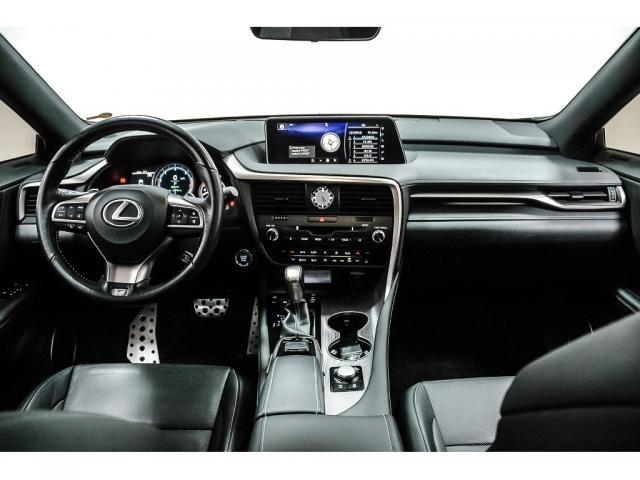 Lexus Rx350 f-Sport 3.5 V6 24V GASOLINA 4P AUTOMATICO - Foto 9