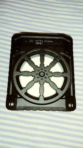 Caixa De Som Grasep Al-302 Portátil Com Bluetooth - Foto 4