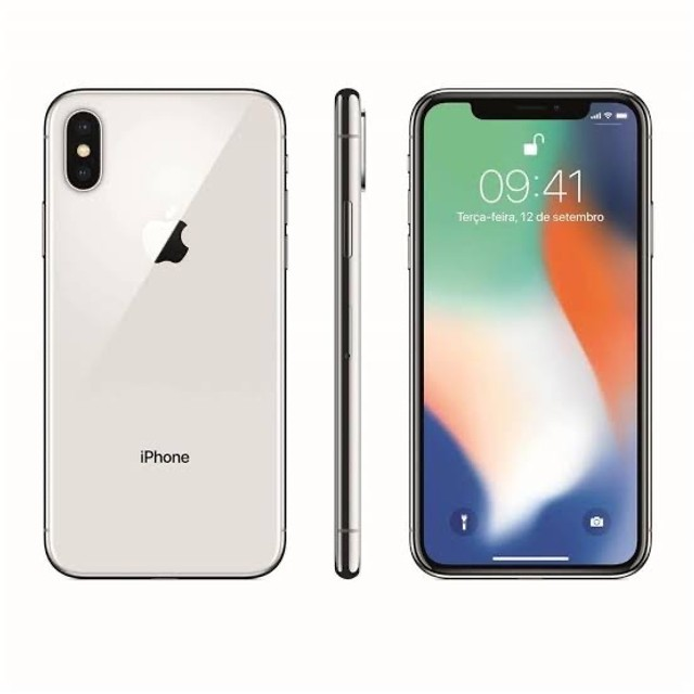 iPhone X 256Gb, zero + brindes