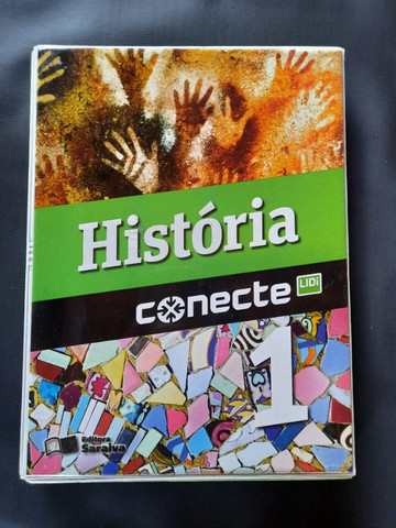 História 1 Conecte - Editora Saraiva - 2° edição