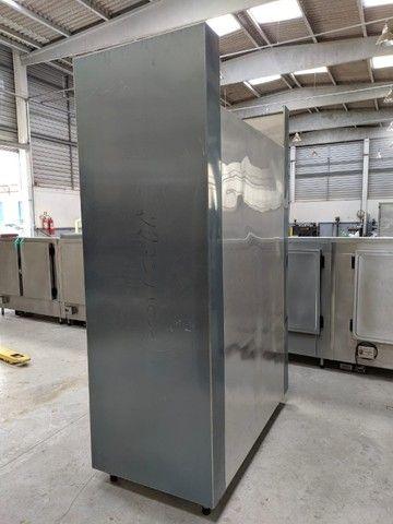 Refrigerador/Congelador Industrial - 100% Aço Inox AISI 430 - NOVO - Foto 4