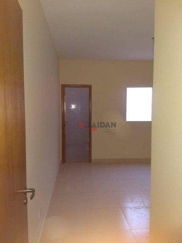 Casa com 2 dormitórios à venda, 77 m² por R$ 280.000 - Jardim Nova Iguaçu - Piracicaba/SP - Foto 8