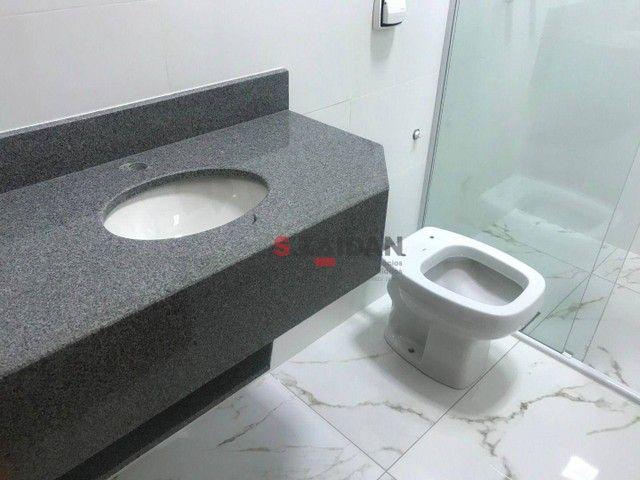 Casa com 3 dormitórios à venda, 100 m² por R$ 390.000,00 - Prezotto - Piracicaba/SP - Foto 12