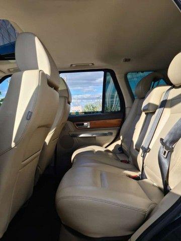 Range Rover Sport SE 3.0 4x4 TDV6 Diesel/ impecável/ revisada/ pneus novos - Foto 10