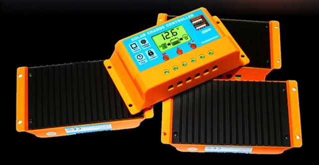 controlador de carga solar 30a tecnologia alemã,12v/24v automático - Foto 2