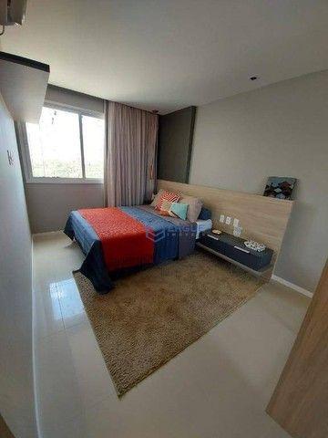 Apartamento com 2 dormitórios à venda, 56 m² por R$ 428.000,00 - Benfica - Fortaleza/CE - Foto 5