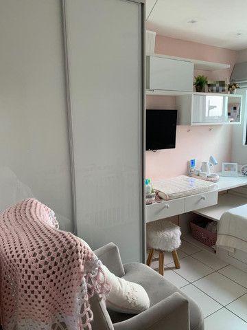 Apartamento no Geisel, 02 quartos - Móveis Projetados - Foto 10