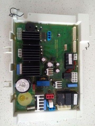 Placa potência da lavaeseca Eletrolux LSE11 220v