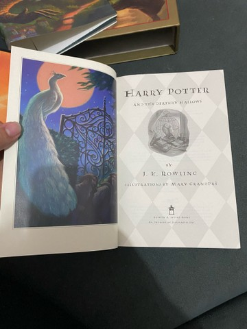 Harry potter and the Deathly Hallows  - Foto 2