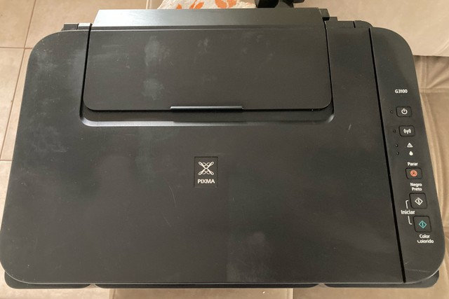 Impressora ecotank G3100 - Foto 2