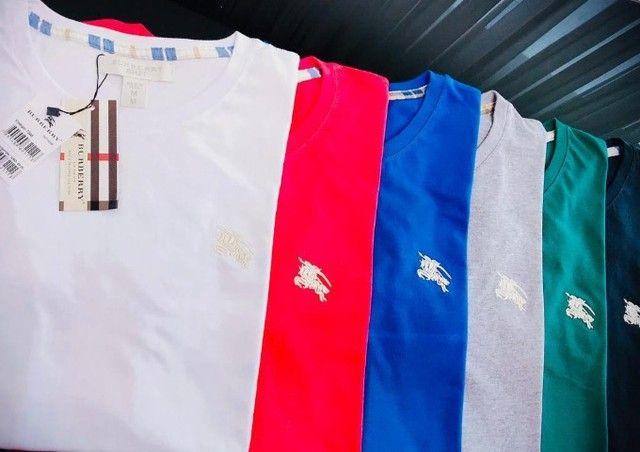 camisetas peruanas atacado minimo 10 pcs importadas - Foto 5