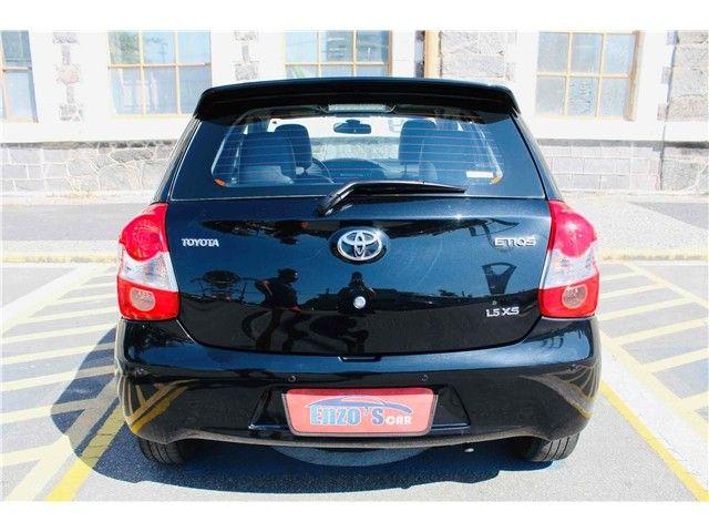 Toyota Etios 2014 1.5 xs 16v flex 4p manual - Foto 5