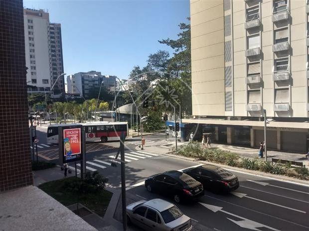 Apartamento à venda com 3 dormitórios em Leblon, Rio de janeiro cod:861537 - Foto 2