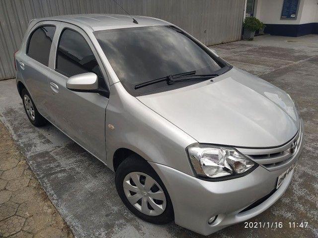 VENDO ou TROCO, Toyota Etios 1.3X 2016 completo - Foto 3