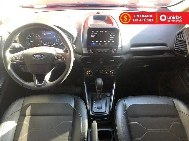 Ford Ecosport 1.5 Freestyle Automático 2020  - Foto 7