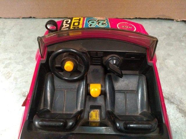 Brinquedo carrinho top car turbo - Foto 5