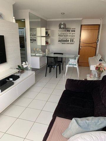 Apartamento no Geisel, 02 quartos - Móveis Projetados - Foto 2