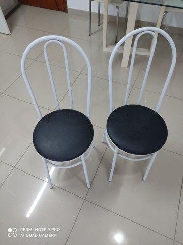 2 cadeiras tubolar  - Foto 3