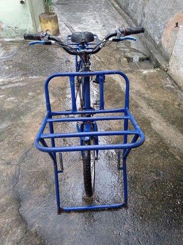 Bicicleta de carga linda de mais  - Foto 4