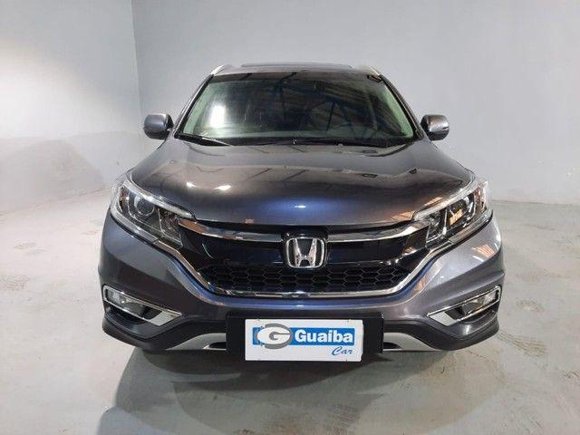HONDA CRV 2.0 EXL 4X4 16V FLEX 4P AUTOMÁTICO - Foto 2