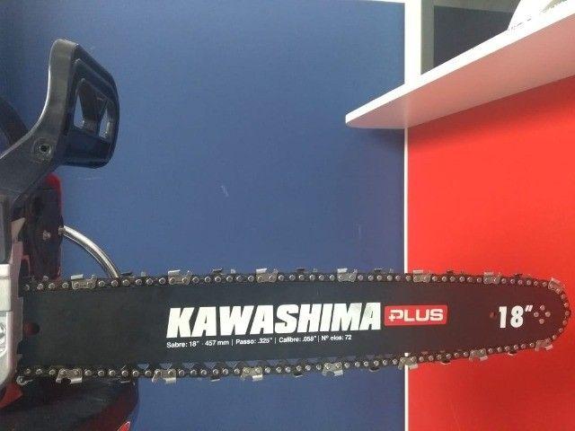 Motosserra Kawashima Plus 550p