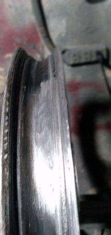 Reforma de jante de moto desempenhando só de alumínio - Foto 2