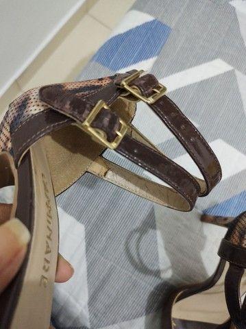 Sapato Alto n 36/37 - Foto 5