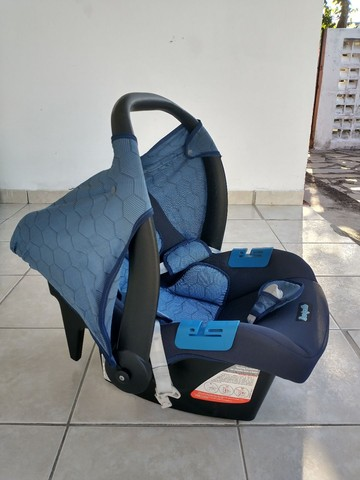 Carrinho de bebê + bebê conforto Burigotto - Foto 2