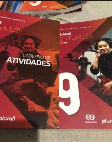 Livro telaris português 9 - Foto 2