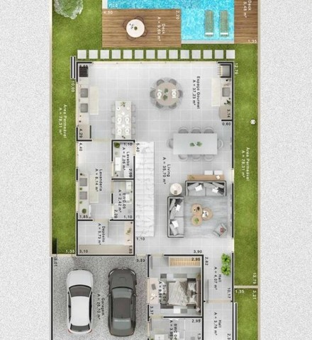 Casa alto padrão no candeias  - Foto 6