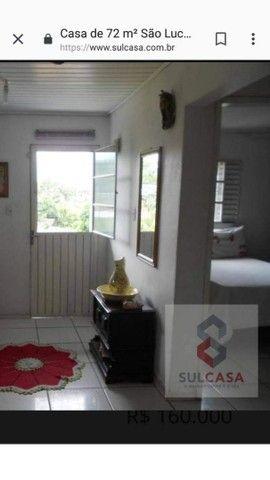 Vendo casa bem localizada tratar pelo whats * - Foto 5