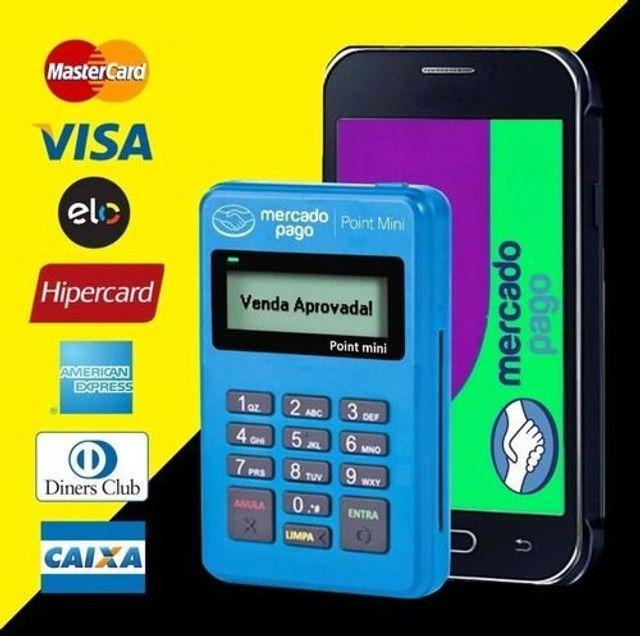 Máquina de cartão Bluetooth point Mini D150