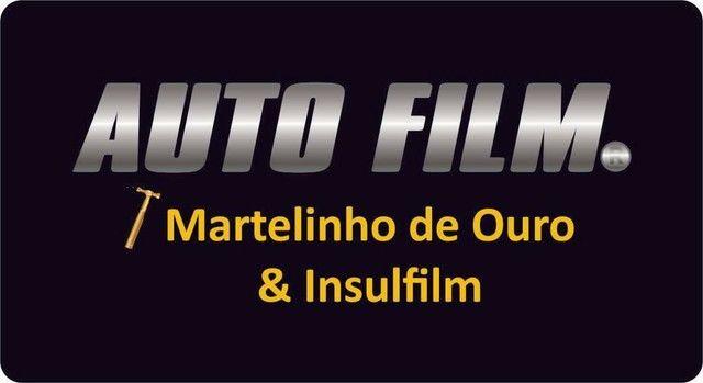 Insulfilm & Martelinho de Ouro. Autorizado Suntek  - Foto 3