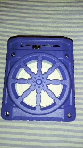 Caixa De Som Grasep Al-302 Portátil Com Bluetooth - Foto 2