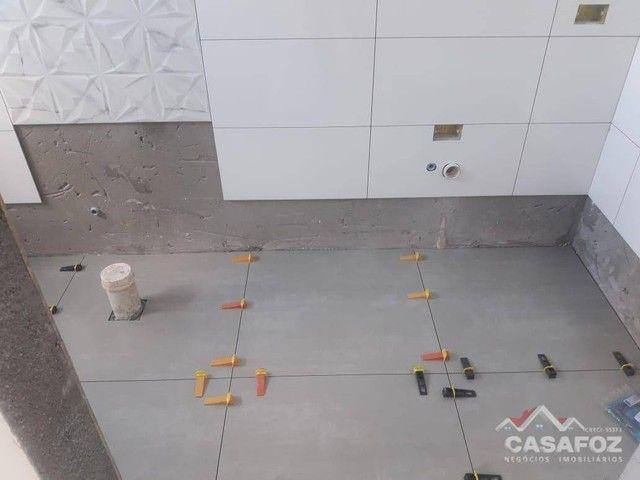 CA0175 - CASA Á VENDA NA REGIÃO DO JARDIM IPÊ EM FOZ DO IGUAÇU - PR - Foto 12