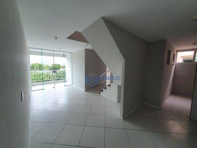Cobertura com 3 dormitórios, 110 m² - venda por R$ 235.000,00 ou aluguel por R$ 1.100,00/m - Foto 3