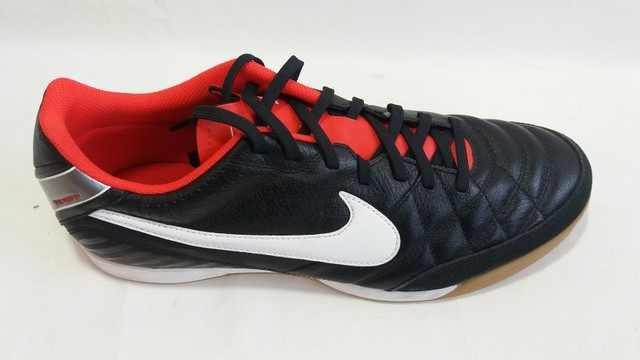 Chuteira Nike  Tiempo Natural IV Ltr ic Futsal - Foto 2