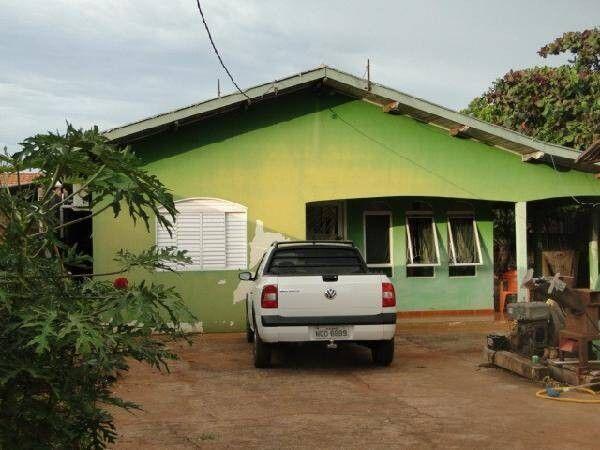 Casa disponível em Francisco Alves - Centro