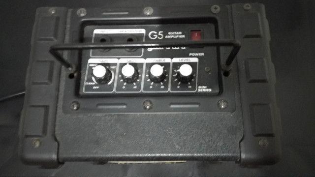 Cubo Para Guitarra G5 - GIANNINI - Foto 2