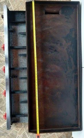 Chapa de 50x1.20 de alta temperatura - Foto 2