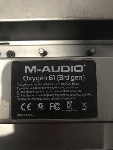 Controlador M-audio - Foto 3