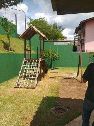 Playground com casinha e escalada  - Foto 2