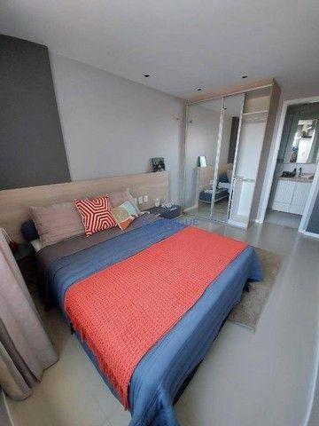 Apartamento com 2 dormitórios à venda, 56 m² por R$ 428.000,00 - Benfica - Fortaleza/CE - Foto 2