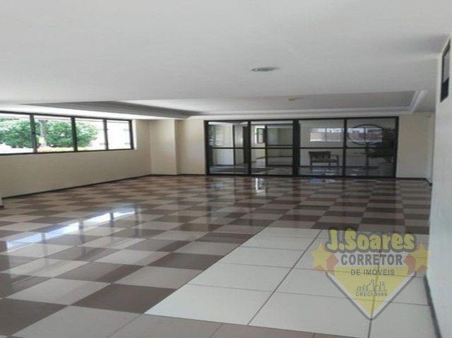 Manaíra, 3 suítes, 85m², R$ 1.900 C/Cond, Aluguel, Apartamento, João Pessoa - Foto 16