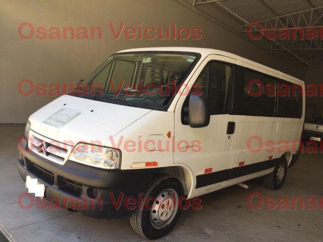 Vendo Van Jumper Minibus 2.3 Diesel 2011/2012 Completa 16 Lugares - Foto 3