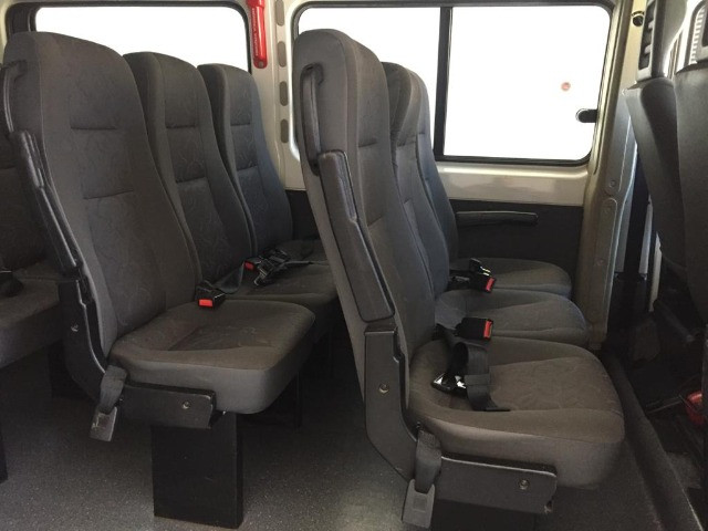 Vendo Van Jumper Minibus 2.3 Diesel 2011/2012 Completa 16 Lugares - Foto 7