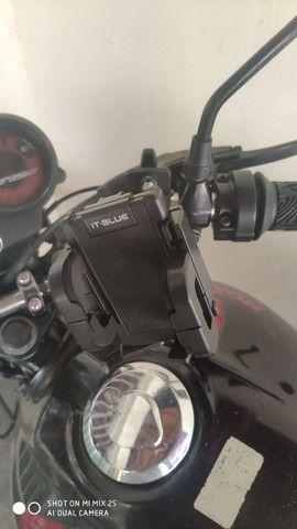 Suporte telefone para moto ou bicicleta