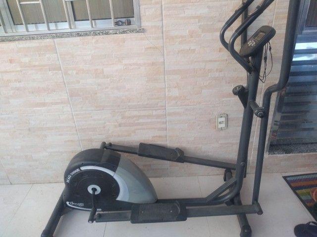 Aparelho elíptico dream fitness - Foto 2