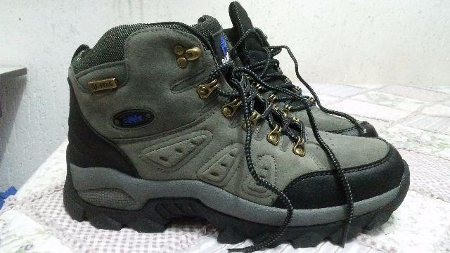 Sapato masculino QI.FENG